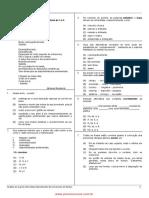 Analista de Suporte Informatica - Atendimento e Gerenciamento de Redes