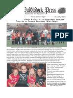 2016 Puddledock Press November
