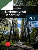UiO Environmental Report Singlepage