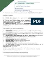Alfacon Dose Dupla-Administrativo e Constitucional