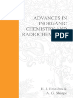 01. Advances in Inorganic Chemistry and Radiochemistry 1 (1959)