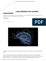 Um Medicamento Contra Alzheimer Teve Resultado Surpreendente _ VEJA