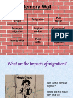 14  impacts of migration