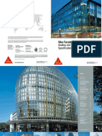 SIka Facade Systems Brochure