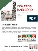 Cigarros Marlboro