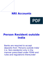 NRI Account