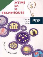 121UNIQUE CREATIVE PROBLEM SOLVING TECHNIQUES.pdf