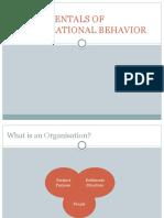 Fundamentals of OB