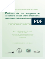I Simposio CEVILAT Programa Preliminar 2016