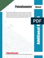 Digital Potentiometer Board Manual v100