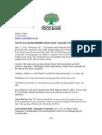 ri food bank press release