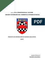 Proyecto Final Comercio. Internacional Fisico