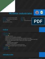 2Clase - Modelos Industriales