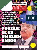 Crítica. 31 de Enero de 2009. Los Descuidos de Kodama. Alejandro Vaccaro