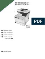 Pro400-M475 instalG