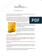 First Intro Video PDF