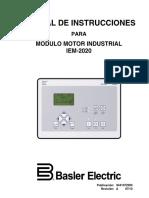 Manual Modulo Industrial IEM 2020 Para Jhon Deere