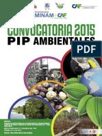 Pip Ambientales