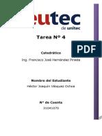 Tarea 5 Hector Vasquez 31041070
