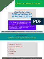 Seminario Gerenciacion de Municipalidades-Mod 1 Direccion