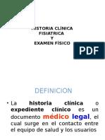Ex Clinica Fisiatrico
