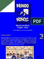 Presentacion Institucional 2016 - PERU