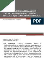 Ingeniería Química y Corrosión