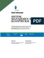 Modul Sistem Manajemen Mutu Konstruksi [TM6]