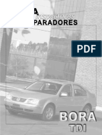 Manual VW Bora TDI (Ficha)