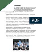 Participación Social de Guatemala