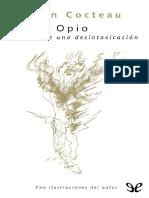 Opio Jean Cocteau