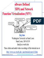 OpenFlow, Software Defined Networking (SDN) and Network Function Virtualization (NFV)