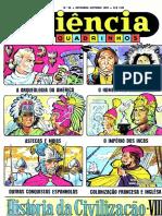 Historia Da Civilização Revista Ciencia