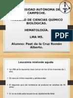 Leucemia m5