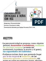 9- Estrategias Psicomotrices