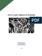 Secte şi culte religioase în România