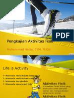 Pengkajian Aktivitas Fisik