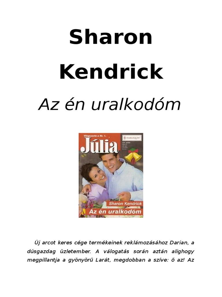 379. Sharon Kendrick - Az én uralkodóm.doc 4a7e7f72a7