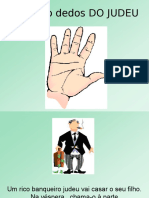 Os Cinco Dedos JUDEU
