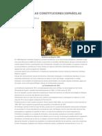 HISTORIA DE LAS CONSTITUCIONES ESPAÑOLAS.docx