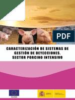 Gestión Estiercol Porcino Intensivo