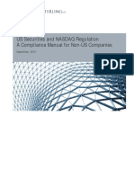 SEC NASDAQ Manual September 2014 CM 092314