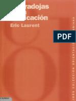 Las paradojas de la identificación [Eric Laurent].pdf