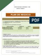 Plan de Negocio emprendimiento