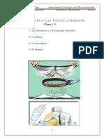 La Literatura y Los Textos Literarios. Tema 11
