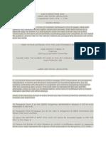 Bar Examinations 2005 Labor and Social Legislation Q and A