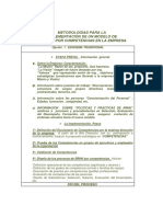Implementacion Modelo Gestxcompet