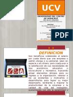 PRESTACIONES EN MEXICO