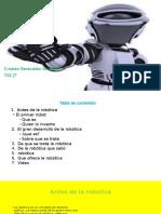 Tecnologia Informat Robotica