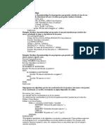 Ejemplos de Pseudocódigo en PSeInt